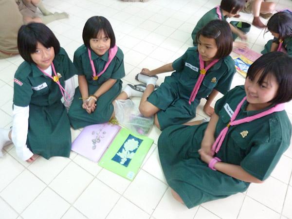 7. Thailand